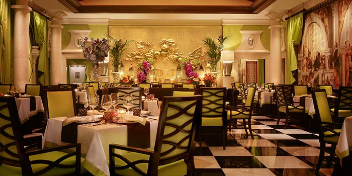 Main Dining, Café Encore, Wynn Macau, Macau