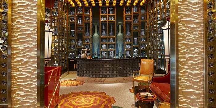 Tea Lounge, Golden Flower, Wynn Macau, Macau
