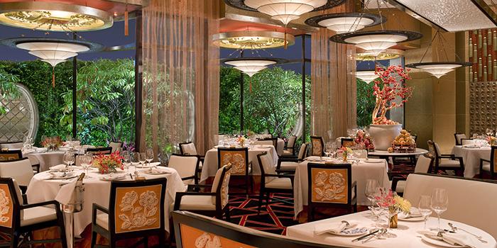Main Dining Garden, Golden Flower, Wynn Macau, Macau