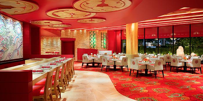Main Dining Area, Mizumi, Wynn Macau, Macau