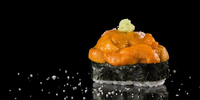 Hokkaido Sea Urchin (Uni) Sushi, Mizumi, Wynn Macau, Macau