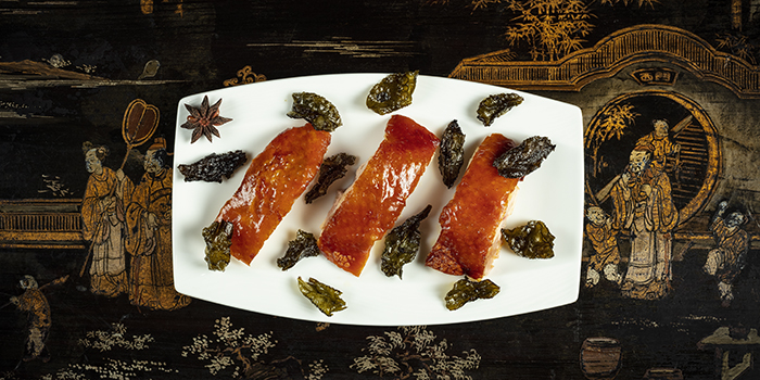 Tea Smoked Crispy Chicken, Wing Lei, Wynn Macau, Macau