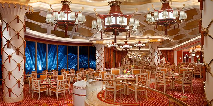 Main Dining, Fontana Buffet, Wynn Palace, Macau