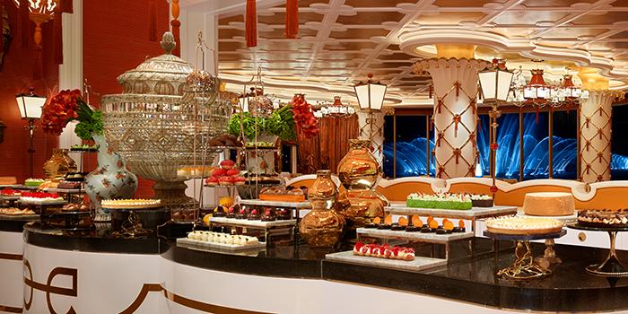 Dessert Buffet, Fontana Buffet, Wynn Palace, Macau