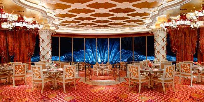 Main Dining (Night), Fontana Buffet, Wynn Palace, Macau