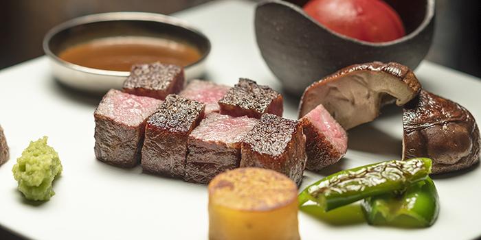 Yaeyama Premium A5 Wagyu Steak, Mizumi, Wynn Palace, Macau