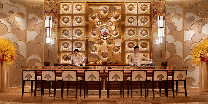Tea Lounge, Sichuan Moon, Wynn Palace, Macau