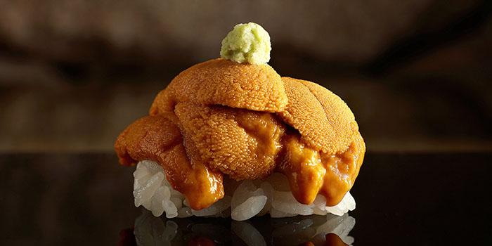 Hokkaido Sea Urchin, Sushi Mizumi, Wynn Palace, Macau