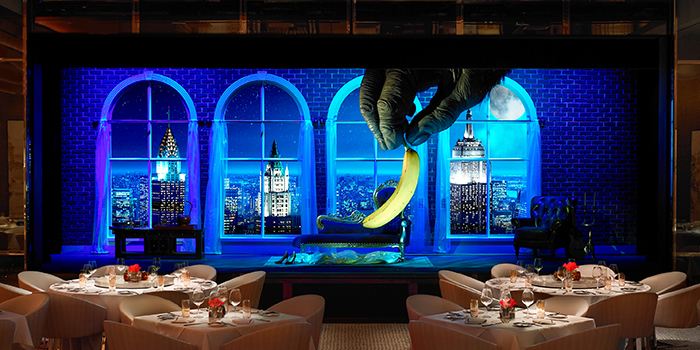 Kong Experience, SW Steakhouse, Wynn Palace, Macau