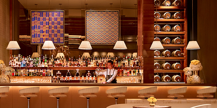 SW Bar, SW Steakhouse, Wynn Palace, Macau