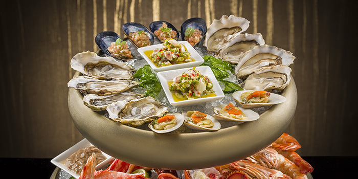 SW Seafood Spectacular, SW Steakhouse, Wynn Palace, Macau