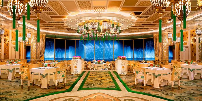 Main Dining, Wing Lei Palace, Wynn Palace, Macau