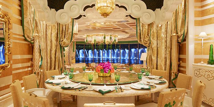 Tang Room, Wing Lei Palace, Wynn Palace, Macau