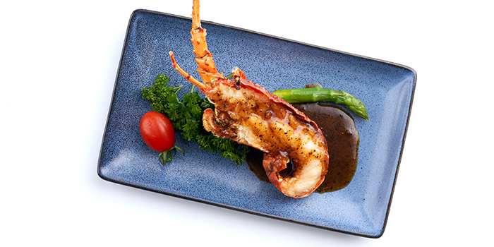 Lobster with Buat Kaluabg Sauce from Peach Garden (Chinatown Point) at Chinatown Point in Chinatown, Singapore