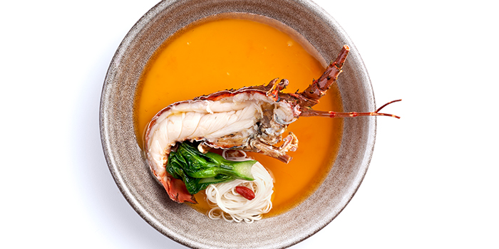 Mian Xian with Baby Lobster from Peach Garden (Thomson Plaza) at Thomson Plaza in Thomson, Singapore