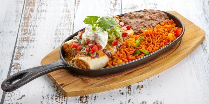 Enchiladas from Slanted Taco at 16 Sukhumvit Soi 23 Khlong Toei Nuea Bangkok