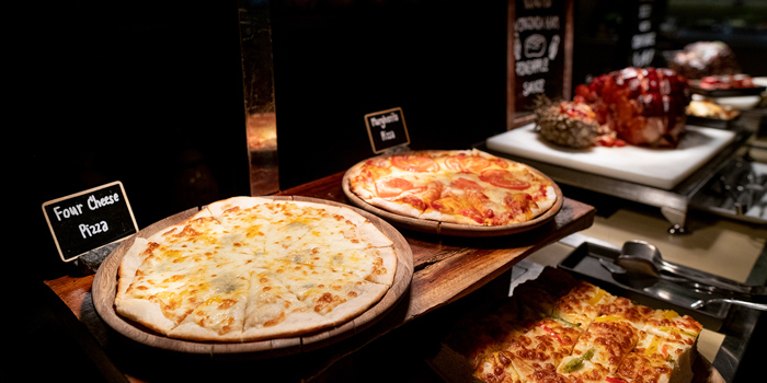 Pizza Station from 57th Street at JW Marriott Hotel Sukhumvit 57 Klongtan Nua Wattana Bangkok