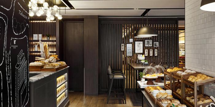 Ambience of BBCO at JW Marriott Hotel Bangkok (1st Floor) 4 SukhumvitSoi 2, Sukhumvit Rd Bangkok
