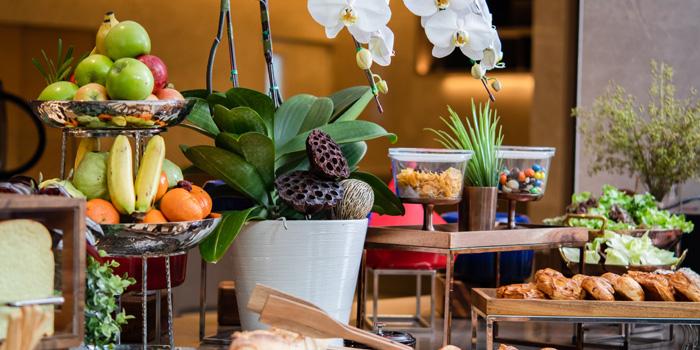 Food Station from Plate at Carlton Bangkok Hotel, 491 Sukhumvit Rd, Khlong Toei Nuea, Watthana, Bangkok