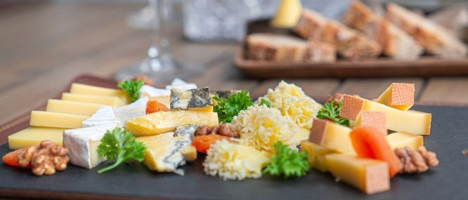 Plateau de Fromages Suisses from Coucou in Tanjong Pagar, Singapore