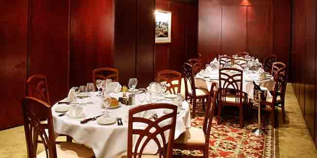 Private Dining Room, Morton