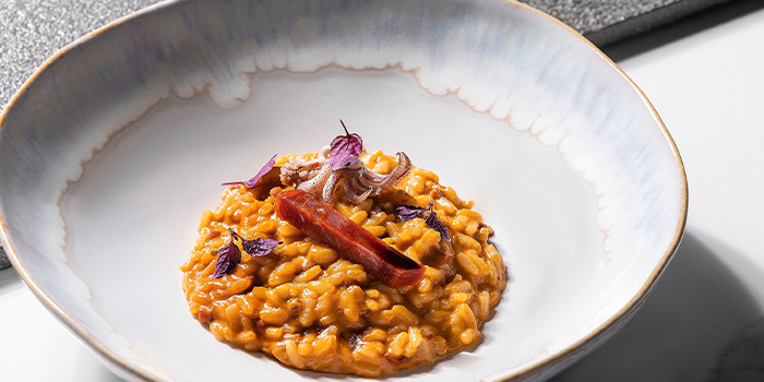 Acquerelle Risotto Rice from Riviera Forlino in One Fullerton in Raffles Place, Singapore