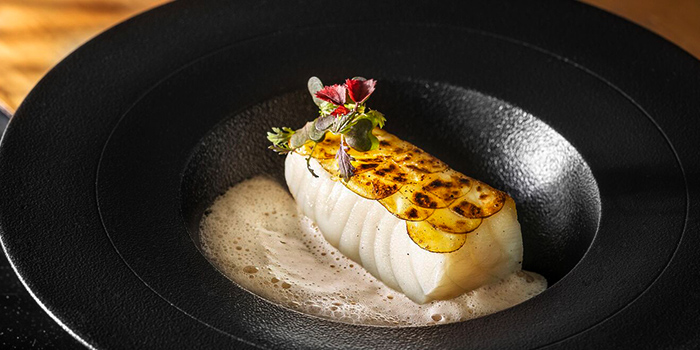 Patagona Toothfish from Riviera Forlino in One Fullerton in Raffles Place, Singapore
