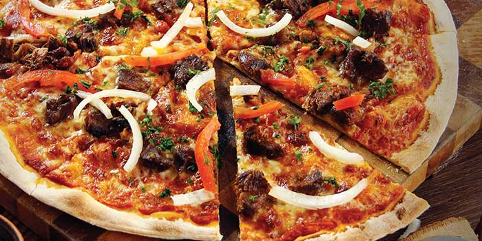 Pizza Rendang - Takeaway Special