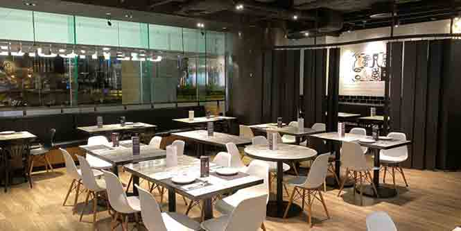 Dining Area, Greyhound Cafè (Cityplaza), Taikoo Shing, Hong Kong