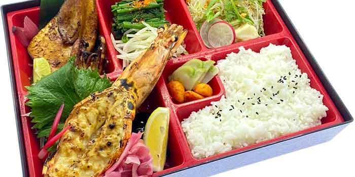 Fried Shrimp Rice, Nice Yakiniku & Fine Wine, Causeway Bay, Hong Kong