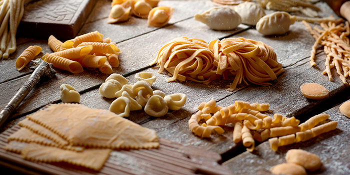 Handmade Pasta from Kwee Zeen in Sentosa, Singapore