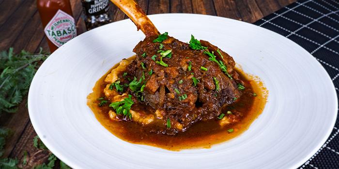 Braised Lamb Shank from Grill Ninety Nine in Bugis, Singapore