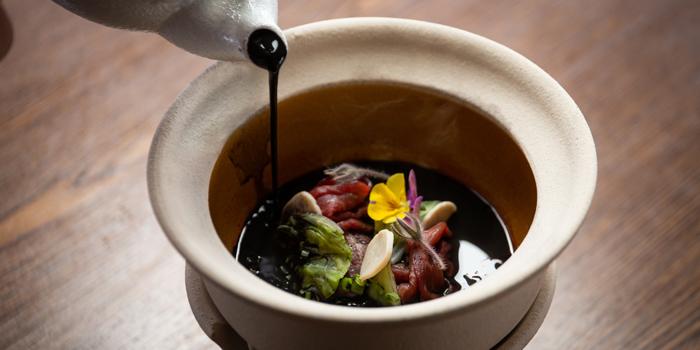 Jaew Honn - Isaan Aromatic Herbs Hot Pot from TAAN Bangkok at Siam@Siam Design Hotel Bangkok 865 Rama 1 Road Wang Mai, Patumwan Bangkok