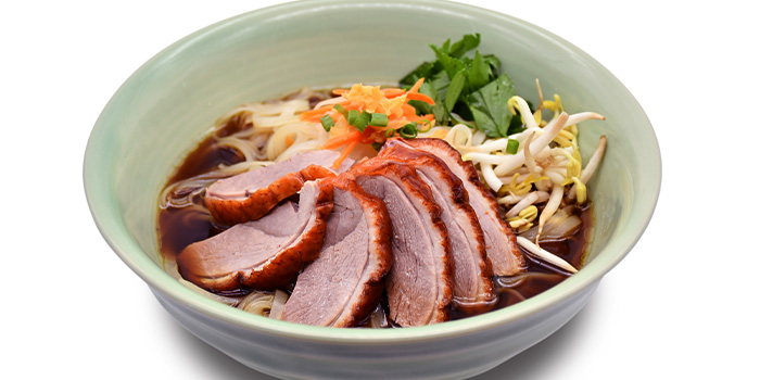 Thai Style Duck Noodle Soup  from Thai Accent at VivoCity in Habourfront, Singapore