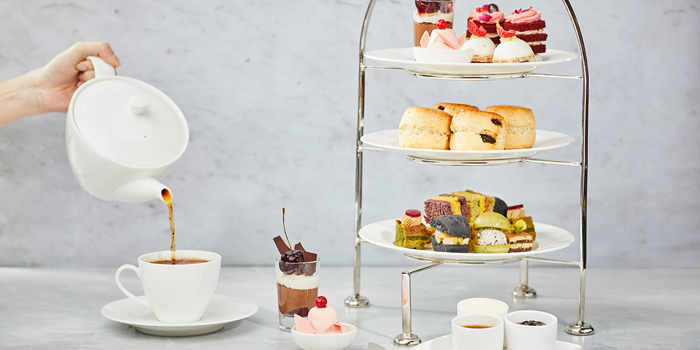 Afternoon Tea, The Lounge (Four Seasons Hotel Hong Kong), Central, Hong Kong