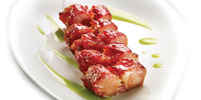 Honey–glazed Barbecued Pork, Cuisine Cuisine (Tsim Sha Tsui), Tsim Sha Tsui, Hong Kong