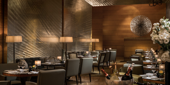 Dining Hall, The Lounge (Four Seasons Hotel Hong Kong), Central, Hong Kong