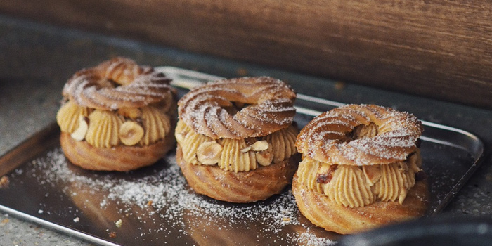 Paris Brest, GOOD GOOD, Sai Ying Pun, Hong Kong