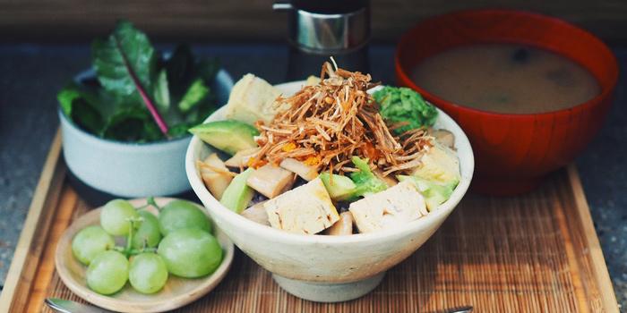 Good Good Rice Bowl, GOOD GOOD, Sai Ying Pun, Hong Kong