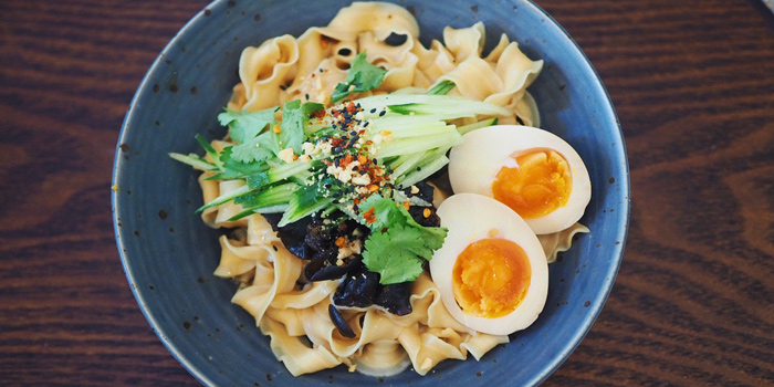 Siuchuan Flat Noodles, GOOD GOOD, Sai Ying Pun, Hong Kong