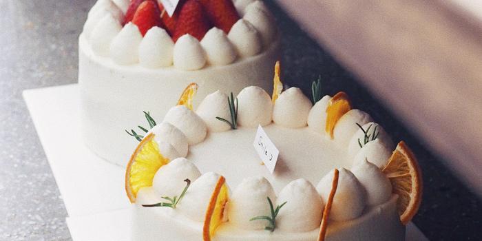 Seasonal Cream Cake, GOOD GOOD, Sai Ying Pun, Hong Kong