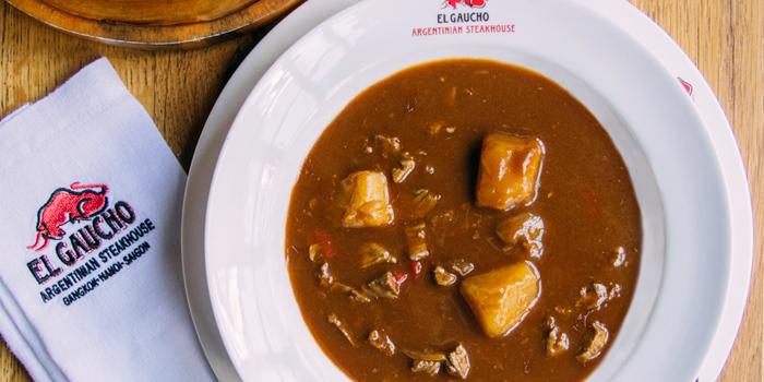 Beef-Filet-soup