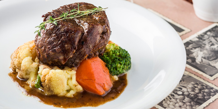 Chateaubriand Grille, Bouchon Bistro Francais, Soho, Central, Hong Kong