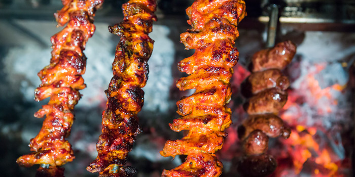 Grilled Prawn, Braza Churrascaria Brazilian Steakhouse, Central, Hong Kong