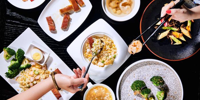 Takeaway Dishes , Sing Yin Cantonese Dining, Kowloon Station, Hong Kong