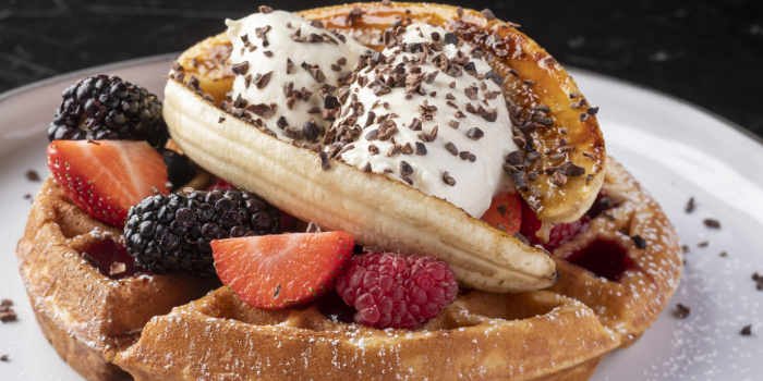 The Full Elvis, Duck & Waffle, Central, Hong Kong