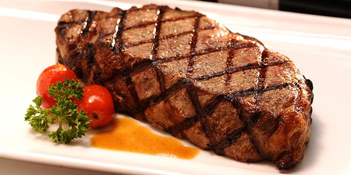 Stone Grilled Beef Tenderloin, Mezzo, Tsim Sha Tsui, Hong Kong