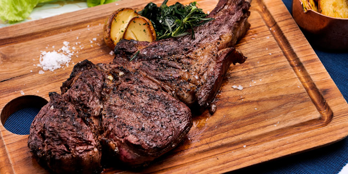 Steak, VELO Italian Bar & Grill, Tsim Sha Tsui, Hong Kong