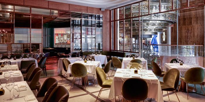 Dining Area, VELO Italian Bar & Grill, Tsim Sha Tsui, Hong Kong