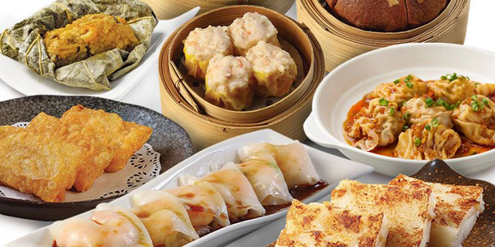 TungLok Teahouse food delivery singapore delivery in Singapore
